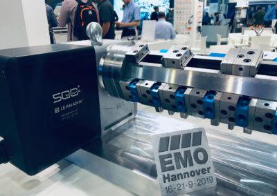 EMO Hanovre 2019 Evard Prévision SA